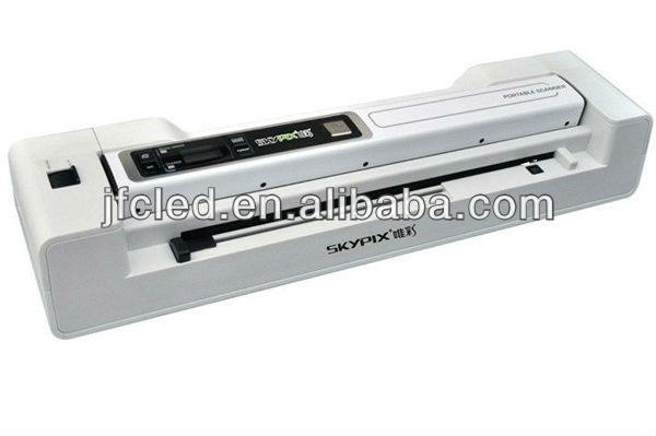 Skypix TSN450 scanner with base JPEG/PDF format 1200dpi document portable hand scanner