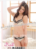 Комплект нижнего белья 2012 New fashion bra set, sexy underwear, high quality, Transparent sexy underwear, ladies' sex lingeries, sexy dress