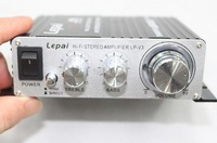 Аудио усилитель LePai Computer Amplifier LP-V3 Hi-Fi Enthusiast of high-quality TDA8566 Chip V3 AMP Car Amplifier