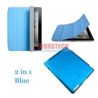 Чехол для планшета 2 1 Hybird iPad4 + PU /ipad 4 3 2