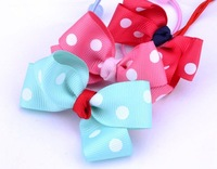 Детский аксессуар для волос Fashion Kids/Girls/Chirldren/Princess bowknot Hair band/Hair ties/Hairclips