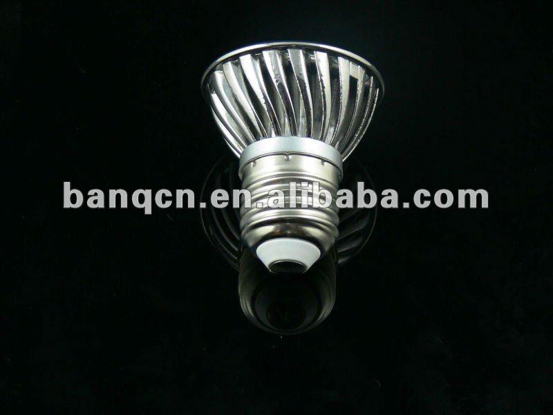 3.5w E27 5050SMD spotlight aluminum alloy die casting shell