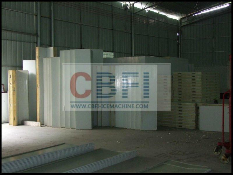Commerciale chambre froide isolation panneaux de haute for Chambre commerciale