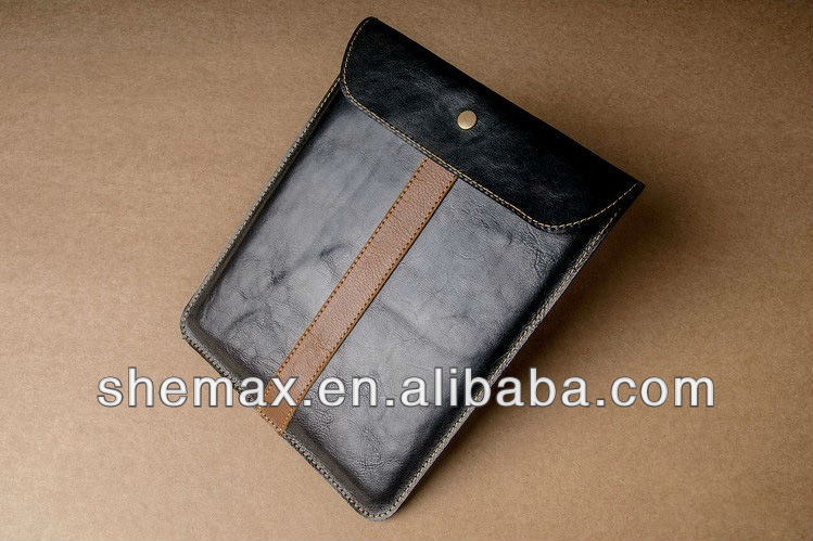 Hand held pouch for iPad