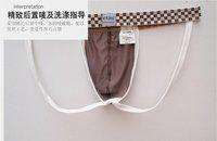 Мужские стринги Sexy Men's Sex Underwear/mens G-Strings & Thongs, mens bikini men sexy costume Q329