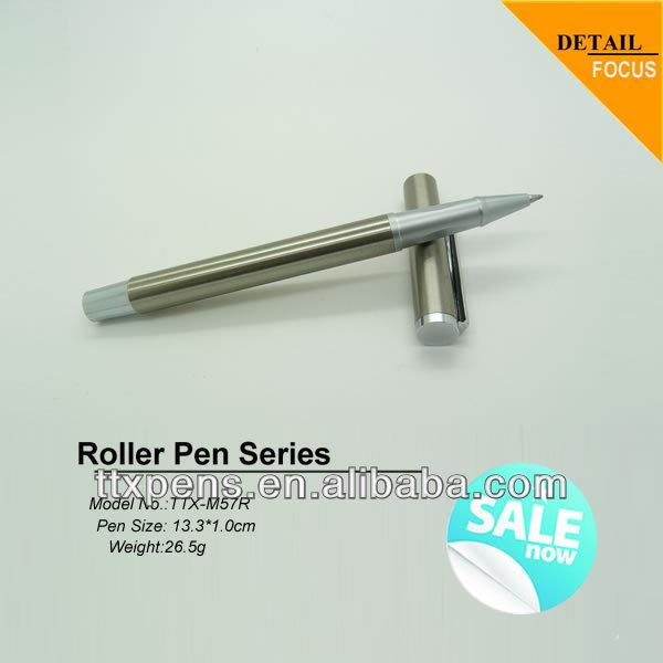 TTX111R delux metal pen,kit wooden pen cases