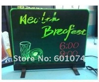 Конденсатор Table Type LED Fluorescent Handwriting Menu Sign board 25*35cm