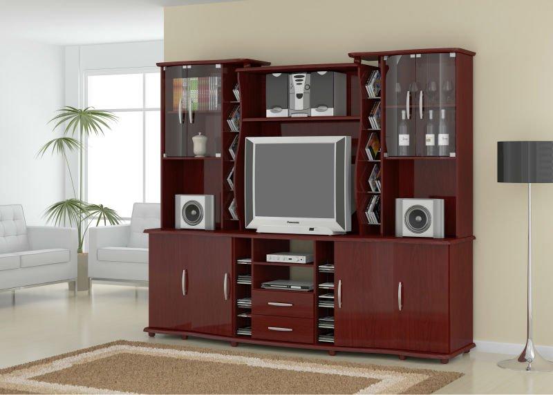 Centro de entretenimiento ref 525Demás muebles de madera