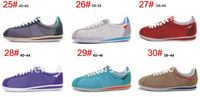 Женские кроссовки 2012 Latest Hotsale Brand Nylon running shoes sport shoes unisex Fashion sneakers discount colorful EURO36-45 Ship