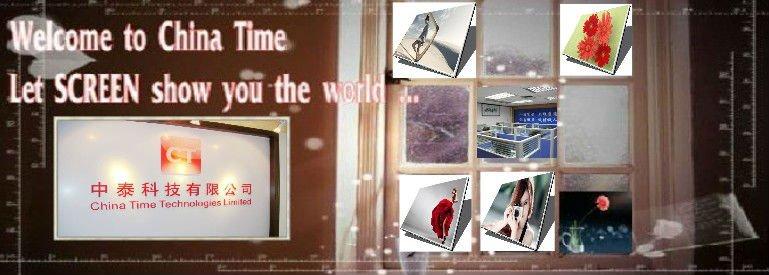 CHINATIME LCD SCREEN DISPLAY