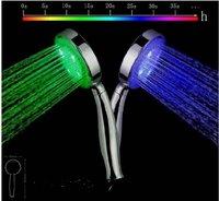 Аксессуар для душевой насадки LED Temperature Control 3 Color Lights Shower Head