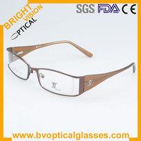 Аксессуар для очков new style metal optical frames with spring hinge MU66 ready stoack