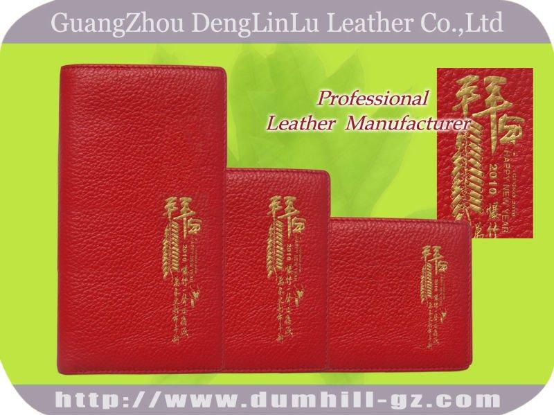popular beautiful lady flower wallets