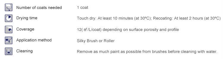 Total Effect Alkali Resisting Primer