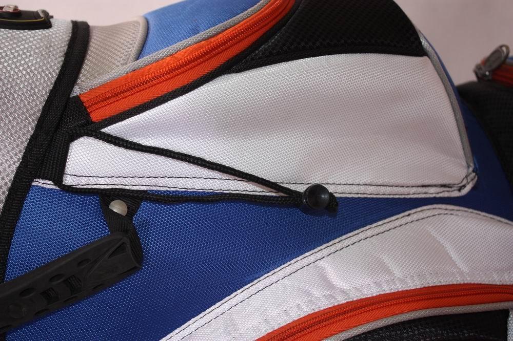 "9.5"" Tour Grind X 14 dividers golf bag"