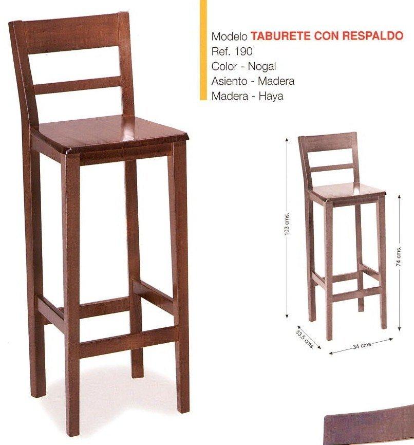 Para nuestra familia sillas para bar en madera - Sillas para bares ...