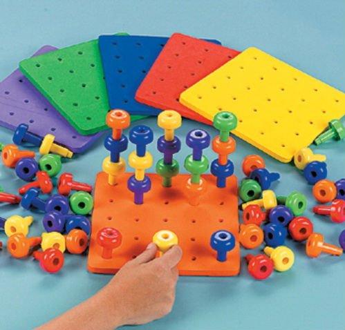 Peg Board Toys 82