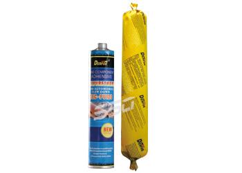 polyurethane silicone sealant for auto, windshield polyurethane sealant