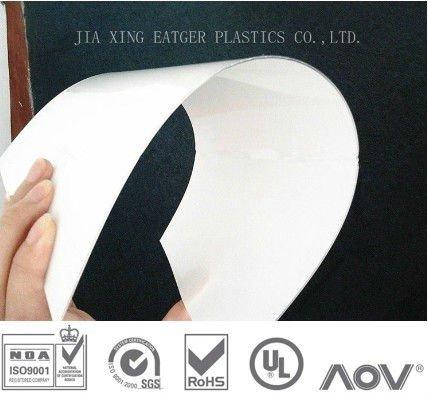 2 mm extrude plastic/petg film/shink film/sheet
