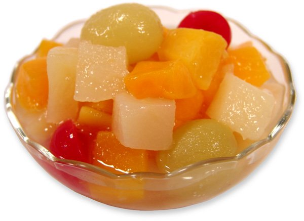 Good taste Canned Assorted Fruits