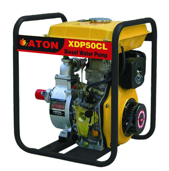 ATON air cooled diesel water pumps