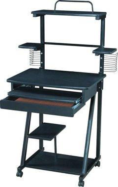 Computer desk for LCD Monitor(Speaker, Printer Plate,Drawer)