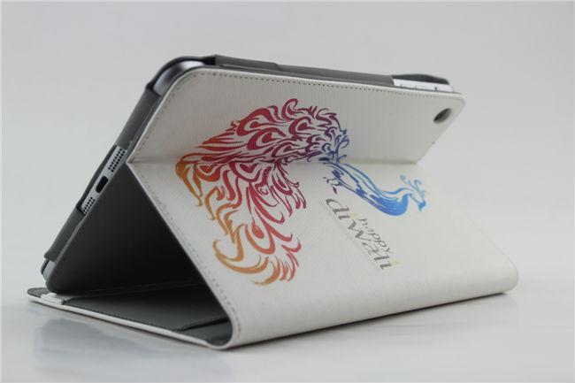 Cartoon Case for ipad mini /Cartoon leather case for ipad mini