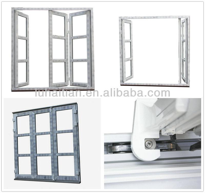 außen pvc holz bi- falttür mit glas-tür-produkt id:569849750,