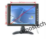 12.1inch touchscreen Touch Screen pos base6-6