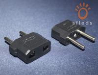 Электрическая вилка 100pcs/lot sfleds-PP-100906