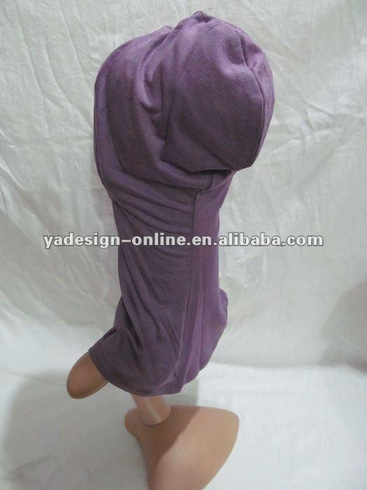 U058 Fashion Cotton Inner ninja scarf; islam inner HIJAB/scarf;MUSLIM UNDERSCARF