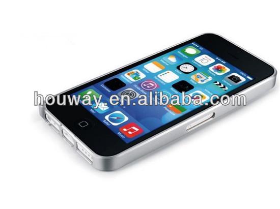 0.7mm Love mei Ultra-thin Cleave Metal Aluminum Bumper case for Samsung Galaxy S4 Mini I9190