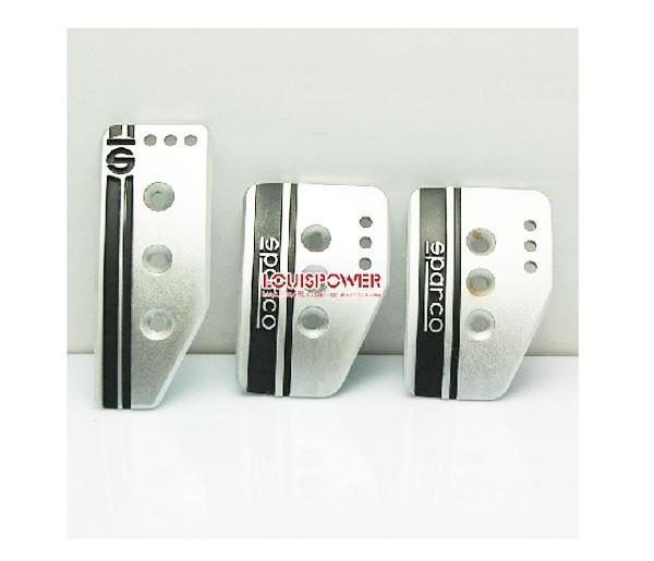 Автомобильные держатели и подставки Sparco Pedal For MT Car Universal Use | Sparco Racing Pedal 3PC/Set