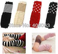 Детские гетры 6 Pairs/lot baby leg warmer kid socks infant knee pads knee warmer children leggings