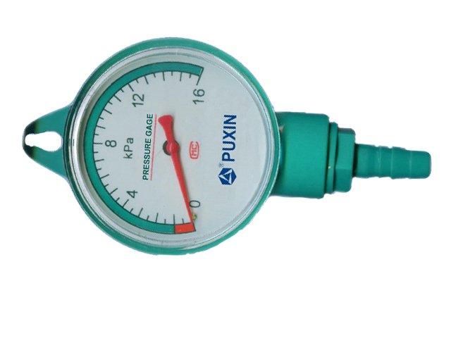 Biogas Pressure gauge