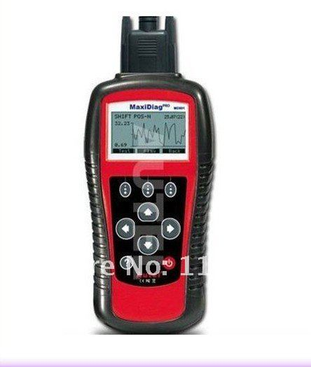2013 newly 4 in 1 Maxidiag pro MD801 car scanner(update via net)
