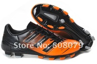 Free shipping>Wholesale>retail>Hot sale 2012 new style High-quality TUP leather soccer shoes,football shoes,soccer footwears