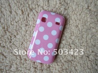 Чехол для для мобильных телефонов for samsung Galaxy Gio case, Polka Dot Soft TPU Case for samsung galaxy Gio s5660