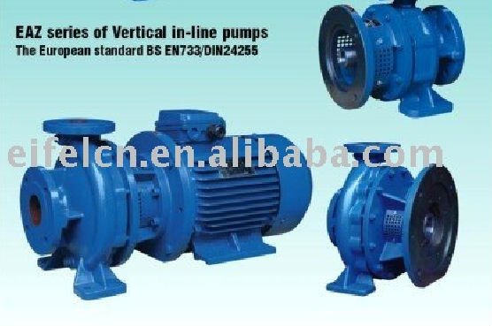twin impeller water pump
