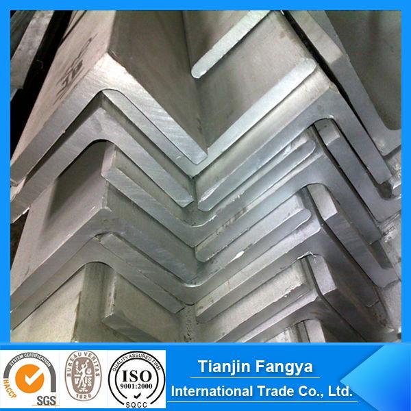 Aluminium Standard Steel Angle