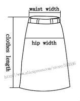 Женская юбка B36 85113 Strench /n85113 52