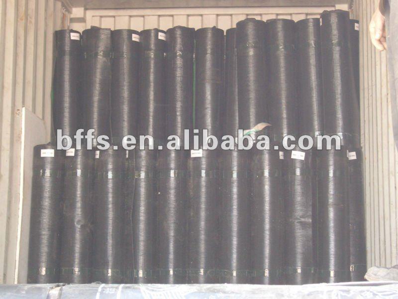 4mm SBS/APP flat modified bitumen roof top waterproof materials