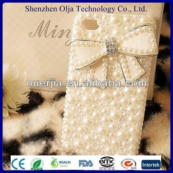 Olja bling 2014 fashion mobile rhinestone phone case for iphone 5c