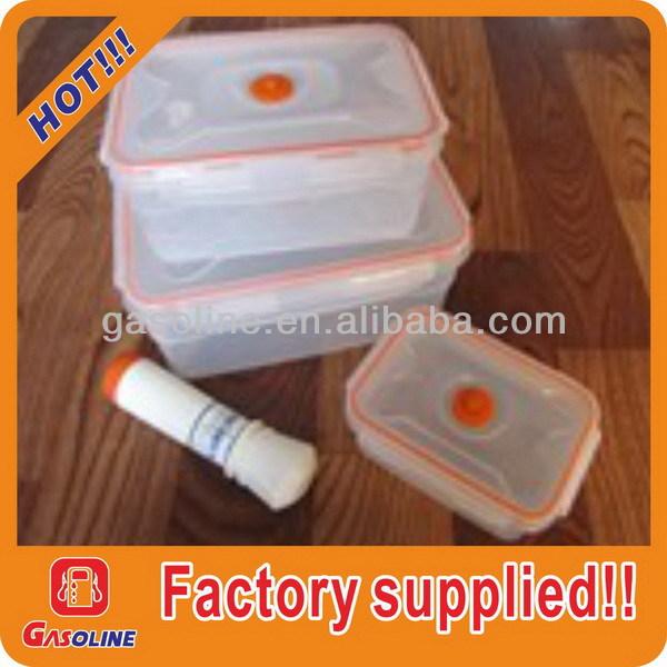 !square plastic container#012