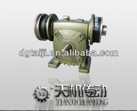 Supplying WPA series worm gear speed reducer