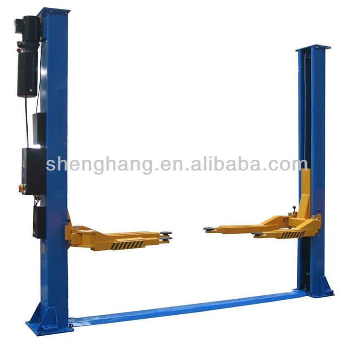 Engine Hoist Jack 5000kg Hydraulic Engine Hoist Car Lift Machine Repair Shop Underground