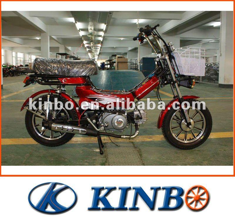 Motocicleta do filhote