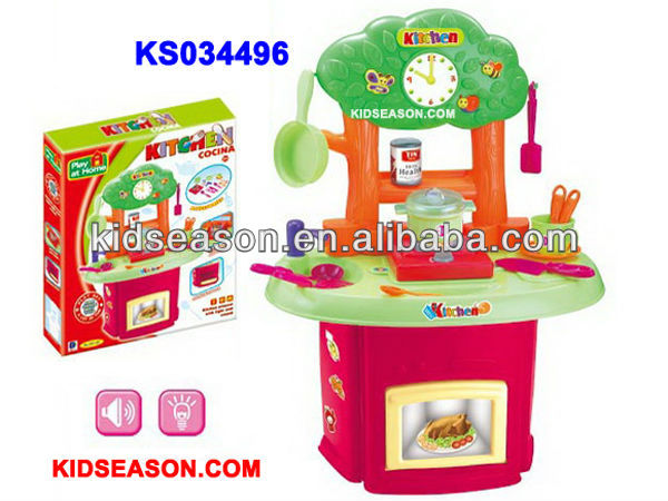 Kitchen toys for kid