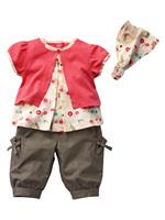 Комплект одежды для девочек 3 /+ +