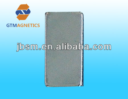 high performance block shape rare earth magnet motors wholesale